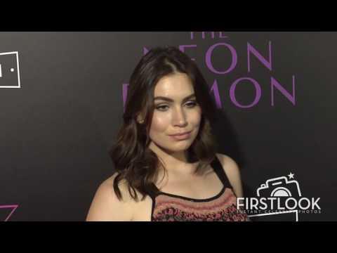 Sophie Simmons at The Neon Demon LA premiere