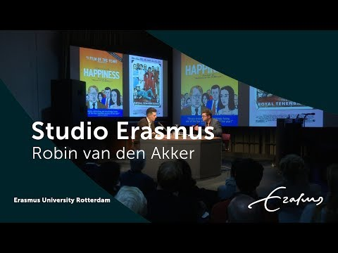 Studio Erasmus @ IFFR - Metamodernism explained by movies and television