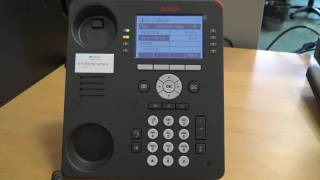 Conference Calls on the New Avaya Phones