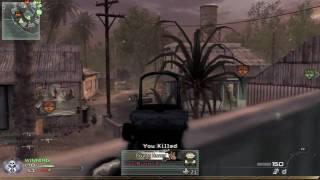 Modern Warfare 2,  DUAL COMM FROM THE PC W/Jahazey