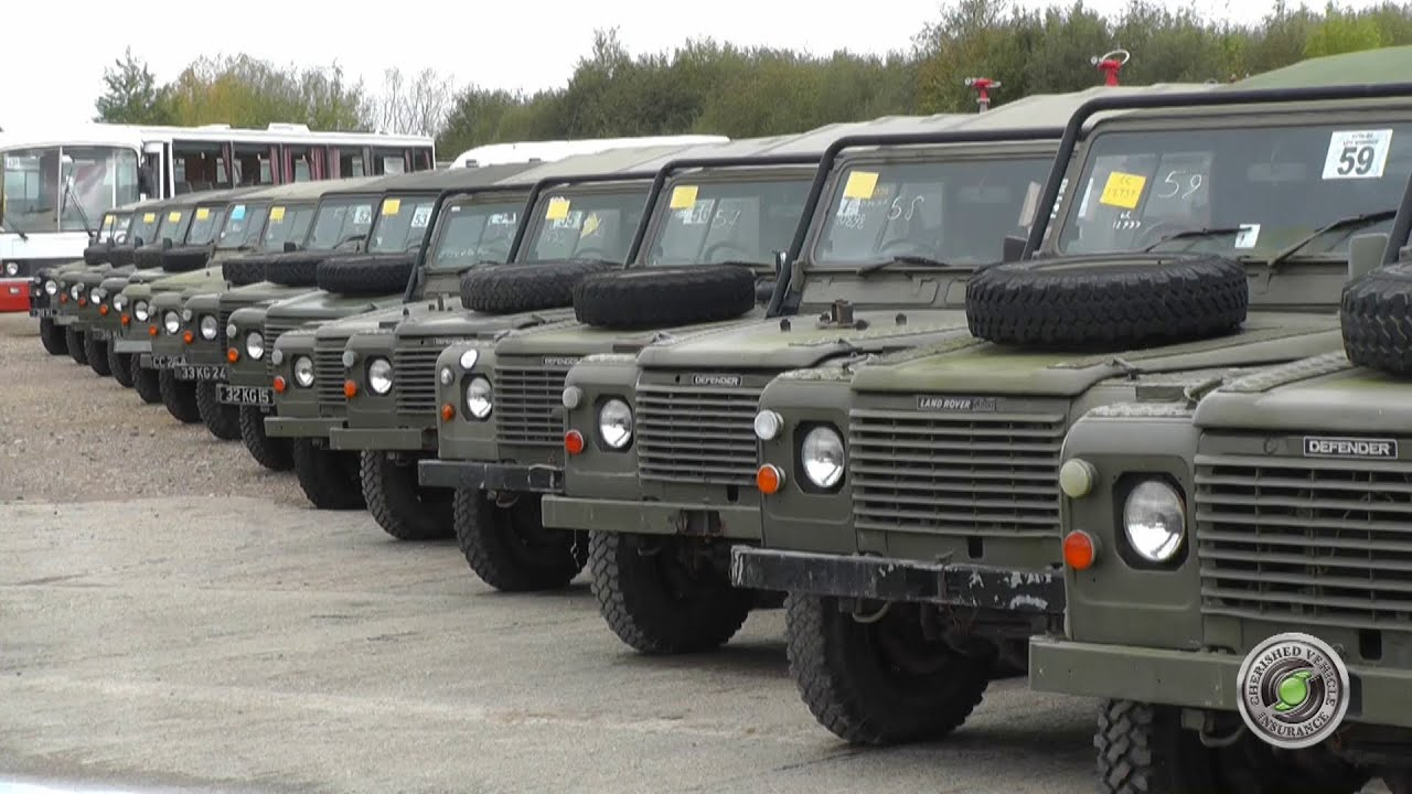 Government Surplus Cars: Military Auctions Gallery