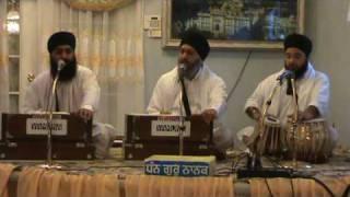 Aarti-Aarta by Hazuri Jatha, Sikh Center, Bakersfield, on 10/24/09