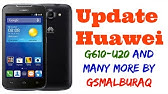 huawei G610 u20 flash scatter file with SP flash tool 100% - YouTube