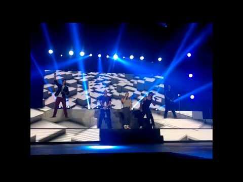 Backstreet Boys IAWLT Manila 050515
