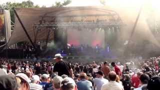 The Pineapple Thief - Reaching out (Live @ Loreley 2013)