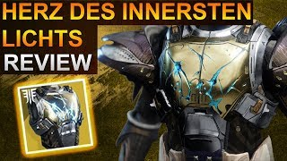 Destiny 2 Forsaken: Herz des innersten Lichts Review / Rüstungstest (Deutsch/German)