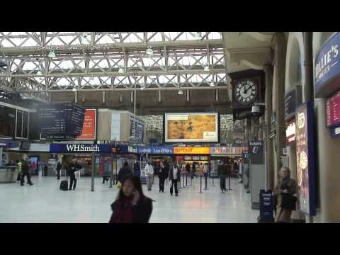 Charing Cross Station (HD)