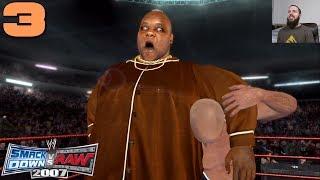 WWE SmackDown vs. Raw 2007: Season Mode #3