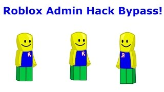 [ROBLOX] Admin Hack Bypass!! 2015 [Falika] patched 😭😭