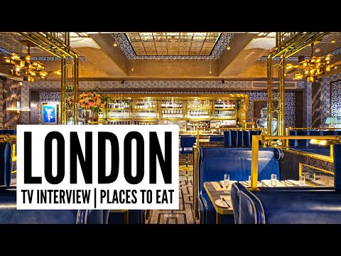 Great Places to Eat in London - The Big Bus tour and travel guide