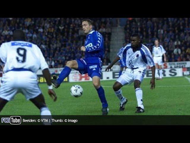 1999-2000 - Jupiler Pro League - 09. Racing Genk - Club Brugge 1-0
