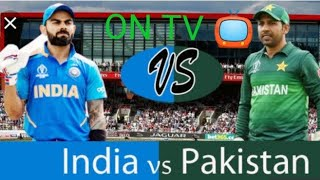 Hotstar Live Match india vs PAKISTAN live today 2019 ICC Cricket