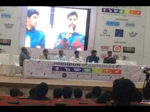 jodhpur startup fest 2017
