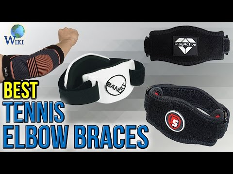 6 Best Tennis Elbow Braces 2017