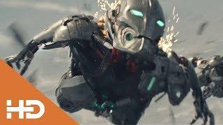Битва в Заковии (Часть 3) | Мстители: Эра Альтрона | 4K ULTRA HD