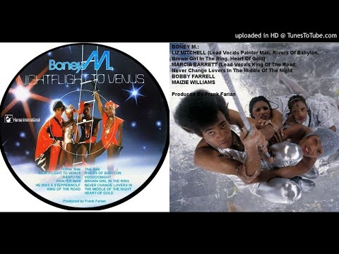 Boney M.: Nightflight To Venus (Full Album, Expanded Version, Vol. 2) [1978]