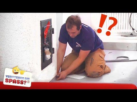 Die verwirrten Teppichverleger | Verstehen Sie Spaß?