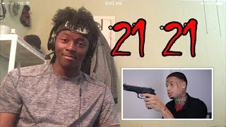 LoveLiveServe If 21 savage was your teacher Reaction 21 21
