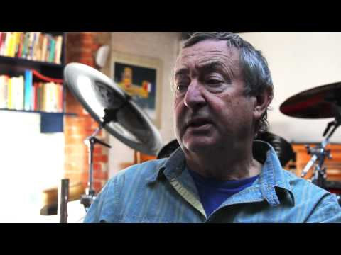 University of Westminster Alumni - Nick Mason, Pink Floyd Drummer Part II