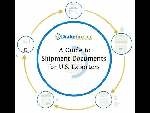A Guide to Shipment Documents for United States Exporters
