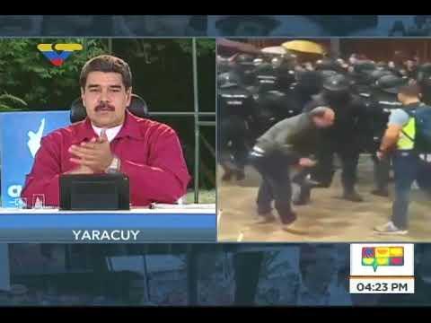 La valiente defensa de Nicolás Maduro a Cataluña tras represión en referendo 1-O