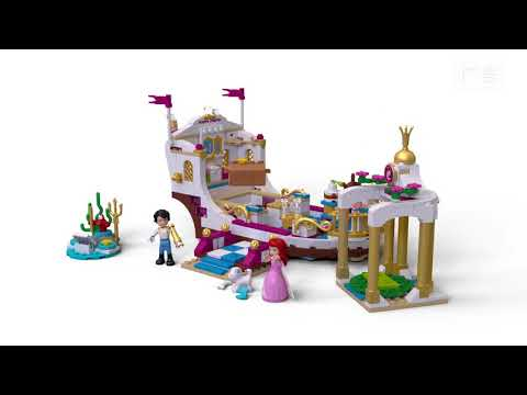 41153 Ariel Royal Celebration Boat