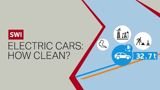Electric cars – how much cleaner are they?