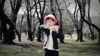 7歳が踊ってみた「仮面ライダーエグゼイド」三浦大知 / EXCITE