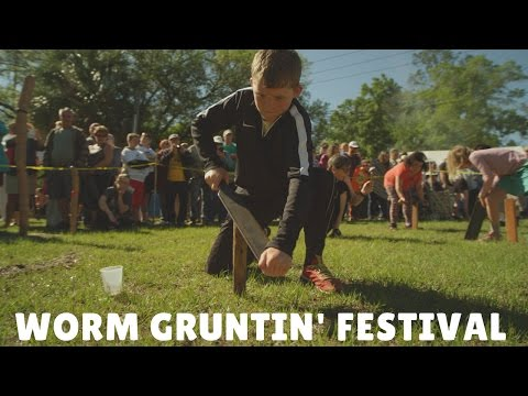 Florida Travel: How To Visit The Worm Gruntin' Festival, Sopchoppy