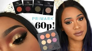 One of Tammi Clarke's most viewed videos: TESTING PRIMARK 60P EYESHADOWS | Collab W/CarmiMUA