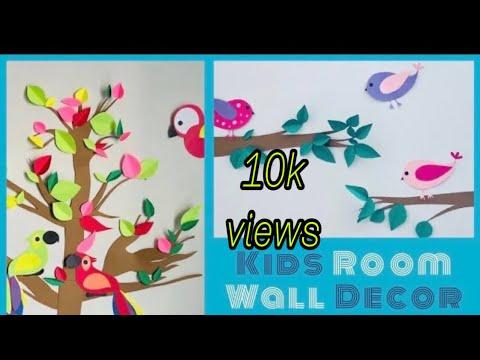 diy-room-decoration-ideas-for-kids-|-wall-decoration-ideas