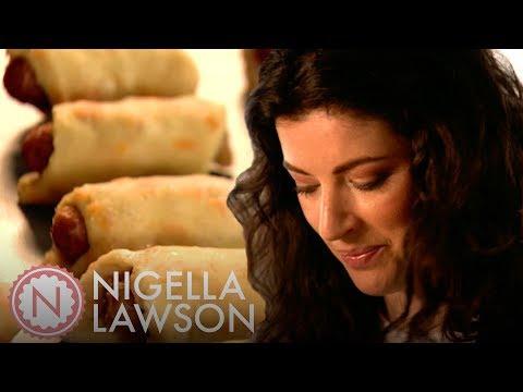 Nigella Lawson's Pigs in Blankets   Nigella Bites