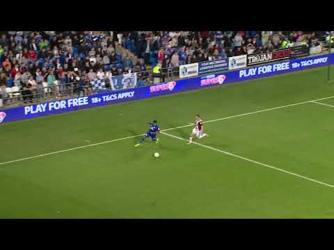 HIGHLIGHTS: CARDIFF CITY 2-0 SHEFFIELD UNITED