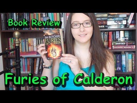 Furies of Calderon (book review)