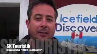 SK Gruppenreise  Yukon  Alaska 2017