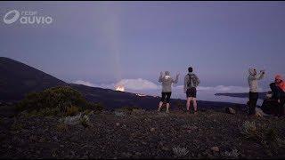 Eruption 2018 Ile de la Réunion
