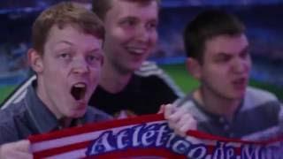 Как финал Лиги чемпионов смотрели в питерском Skyroom