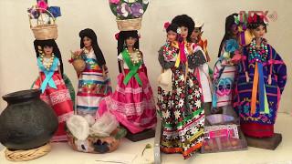 Expo Artesanal en Tijuana muestra arte mexicano de 300 artesanos