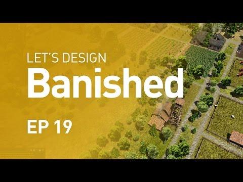 Let's Design Banished - Livestock Boom (EP 19)