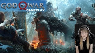 God Of War GAMEPLAY - Game Of The Year 2018
