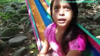 Emely, Nallely, Claudia. Nina Oso: Como se hacen los chocobananos Parte 1/2