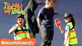 Pedestrian Traffic Cop Prank | I PRANKED MY PARENTS