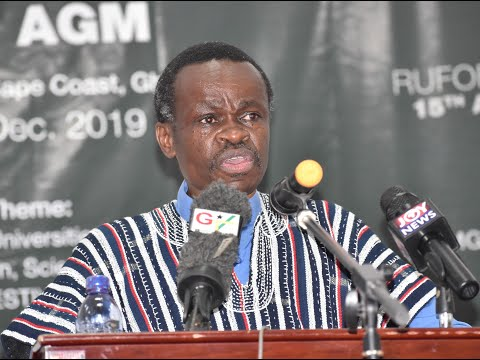 AAU Live Coverage: Africa Dialogues with Prof. Patrick Lumumba on How Africa Can Work Again [2019]