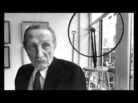 Jeanne Siegel interviews Marcel Duchamp (12 April 1967)
