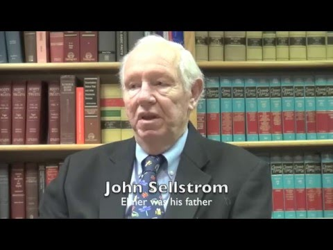 John Sellstrom (2015) on Robert H. Jackson