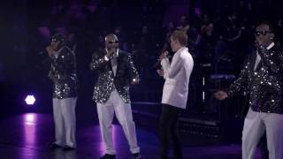 "EXILE ATSUSHI / ON BENDED KNEE with Boyz II Men (EXILE ATSUSHI LIVE TOUR 2016 ""IT'S SHOW TIME!!"")"