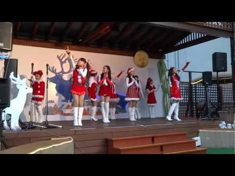 仙台ご当地アイドル・みちのく仙台ORI☆姫隊LIVE/EBeans (2012.12.22)P2