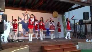仙台ご当地アイドル・みちのく仙台ORI☆姫隊LIVE/Ebeans (2012.12.22)P...