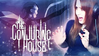 THE CONJURING HOUSE #01 - DIESES SPIEL IST VERFLUCHT ● Let's Play