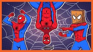 GTA 5 Roleplay - The SpiderMan Trio | RedlineRP